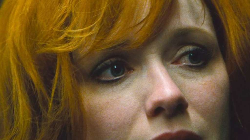 Christina Hendricks spielt die alleinerziehende Mutter Billy. Foto: Bold Films/Tiberius Film