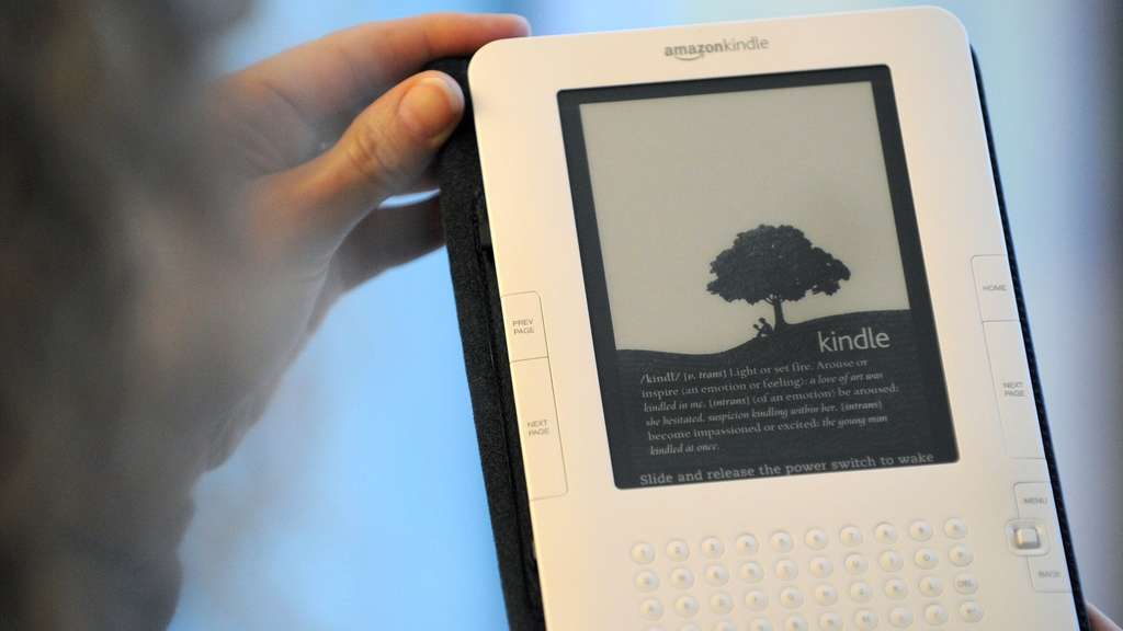 Amazon e-books
