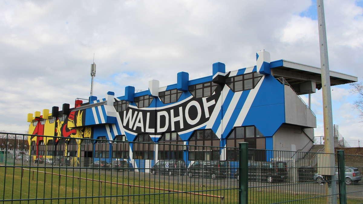 fußball waldhof mannheim