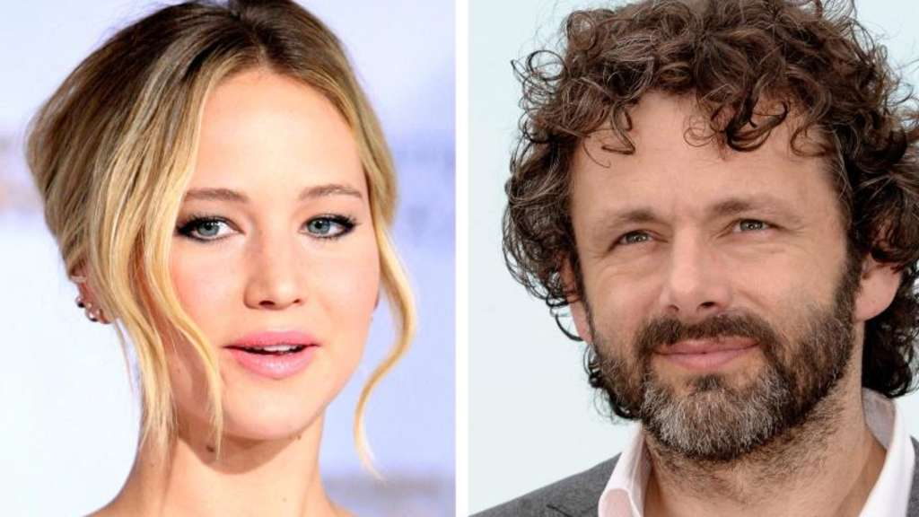 Jennifer Lawrence und Michael Sheen reisen in den Weltraum.
