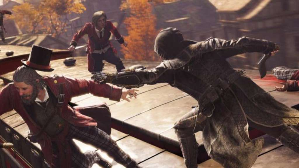"""Assassin&#39s Creed Syndicate"" ist ein actionreiches Spiel. Foto: assassinscreed.ubi.com"
