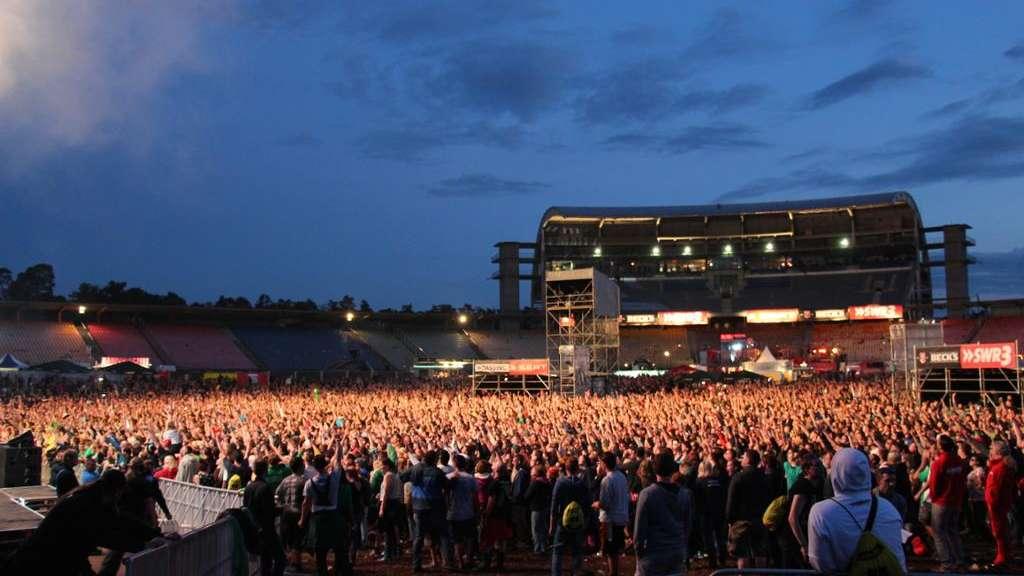 Hockenheim: Open-Air-Konzert RocknHeim-Festival am