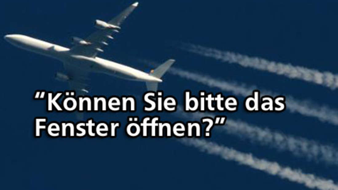 Die dümmsten Fragen von Fluggästen
