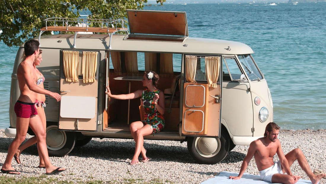 VW Bulli: Bus Modelle Geschichte