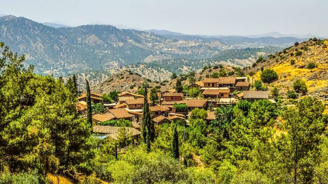 Platz 6: Zypern - der Inselstaat im östlichen Mittelmeer ist mediterran, rustikal und äußerst charmant.