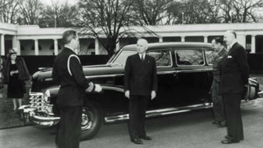 Cadillac US-Präsident Harry S. Truman