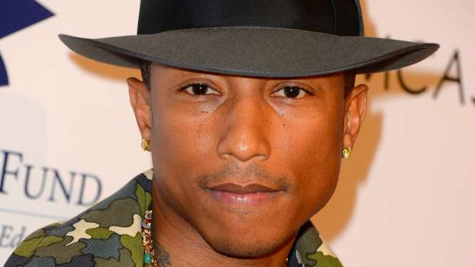 Pharell Williams weint bei Oprah Winfrey
