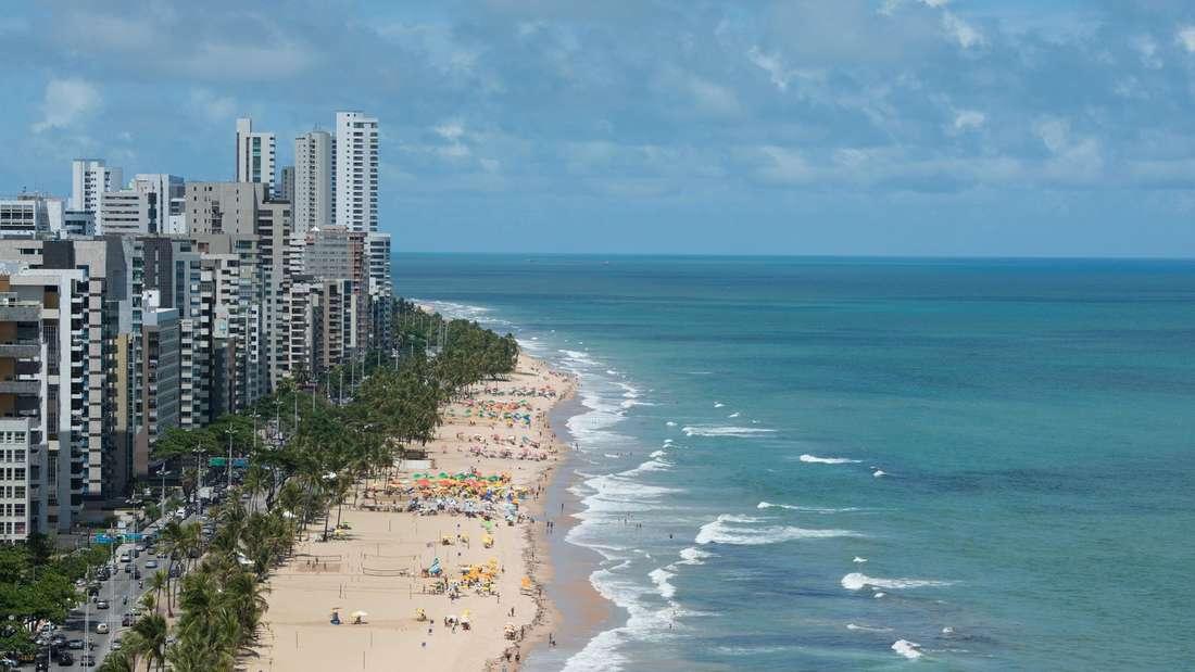 WM-Spielort Recife Brasilien