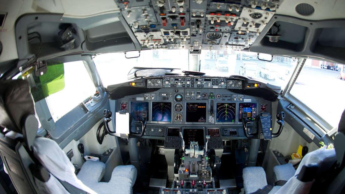 Rätselhafte Dämpfe und Gerüche im Cockpit.