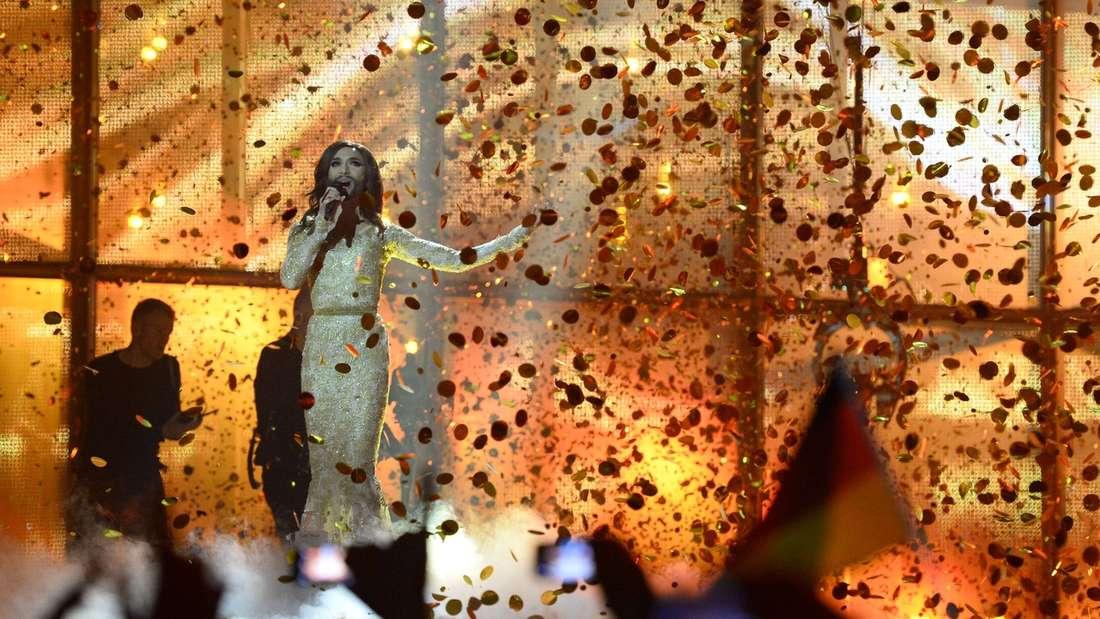 Conchita Wurst beim ESC 2014