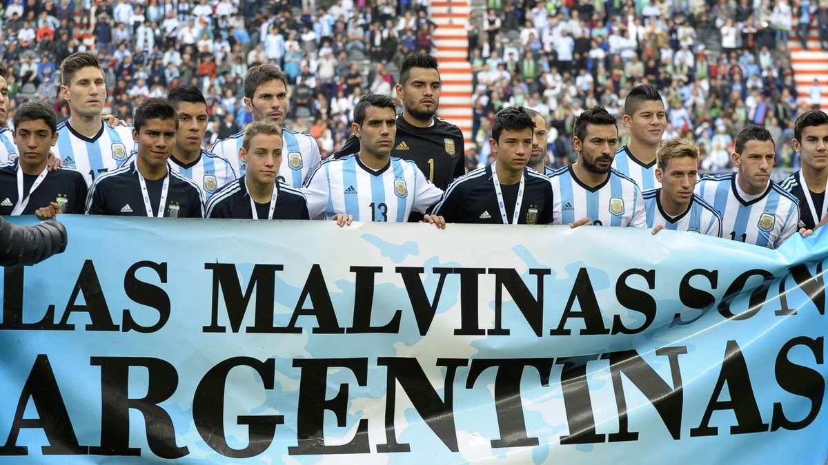 fußballer argentinien