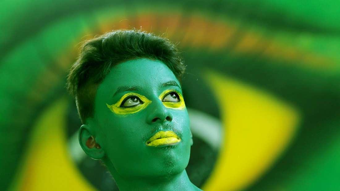 WM Brasilien Frau