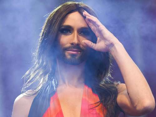 Conchita Wurst in London gefeiert