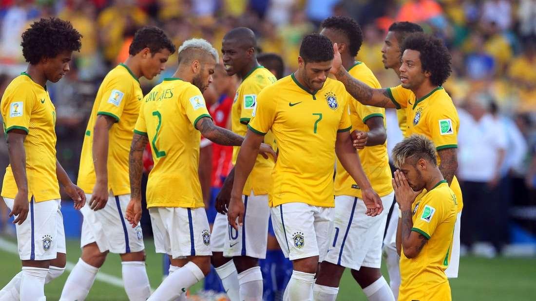 Neymar, Brasilien