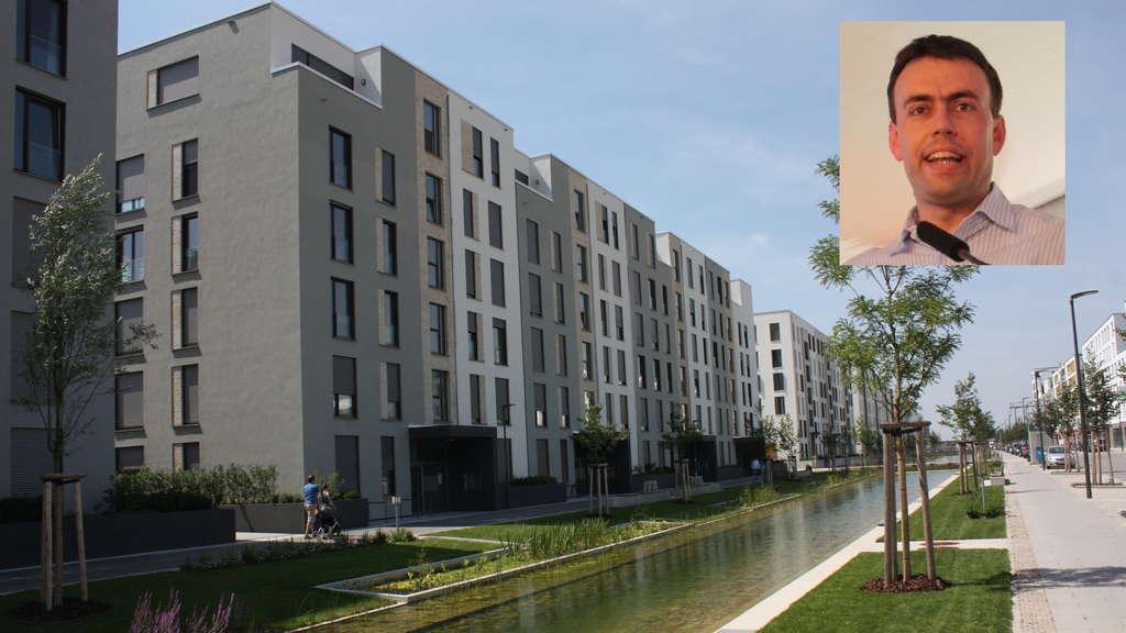 minister nils schmid weiht heidelberger bahnstadt ein. Black Bedroom Furniture Sets. Home Design Ideas