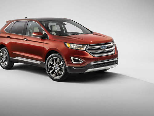 Ford Edge: Luxus-SUV kommt 2015