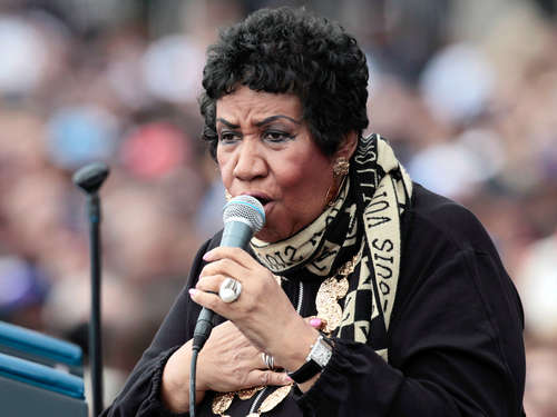 Burger-Kellnerin beschimpft Aretha Franklin
