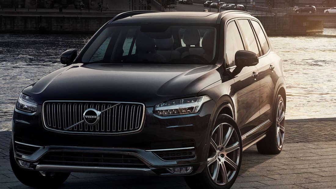 Der neue Volvo XC90 kommt im Frühjahr 2015.