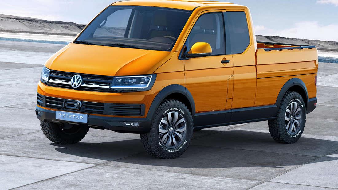 VW Tristar.