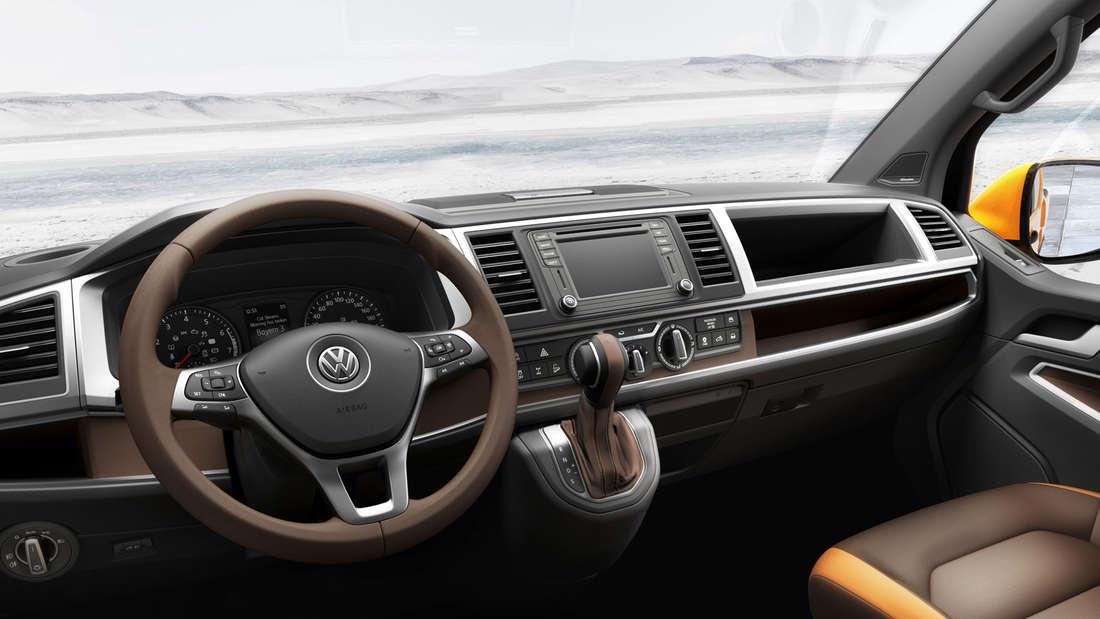 Nachfolger der T-5 Baureihe: VW Tristar gibt Hinweis auf den neuen VW Bulli.