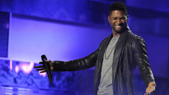 Mega-Star Usher kommt in SAP Arena!
