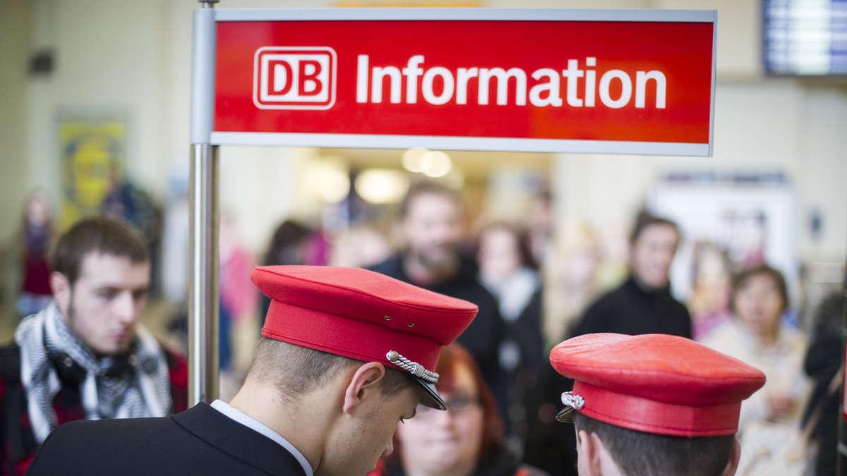 Bahn Streik Info