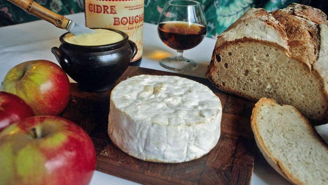 Camembert Rückrufaktion