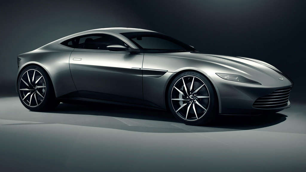 Aston Martin DB10 für James Bond Film