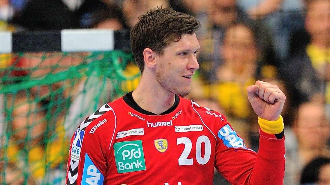 Torhüter Niklas Landin (26) verlässt die Rhein-Neckar Löwen Richtung THW Kiel.