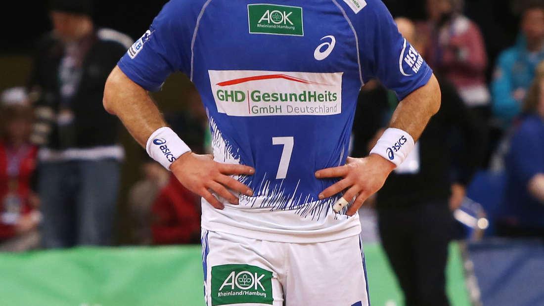 Handball-Bundesliga: Rhein-Neckar Löwen siegen knapp mit 26:25 beim HSV Hamburg