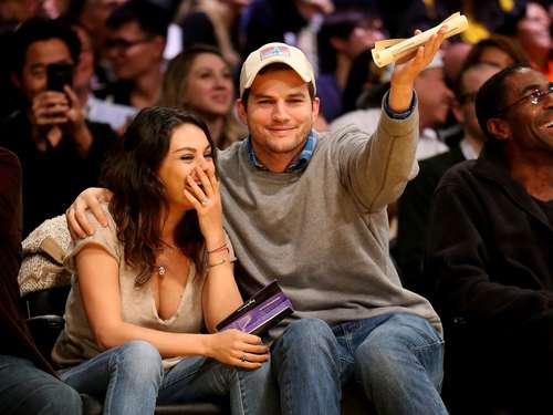 Hat Ashton Kutcher seine Mila geheiratet?