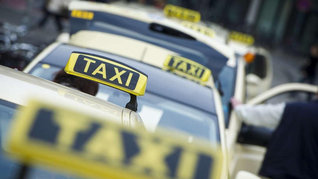 Raubüberfall auf Taxifahrer