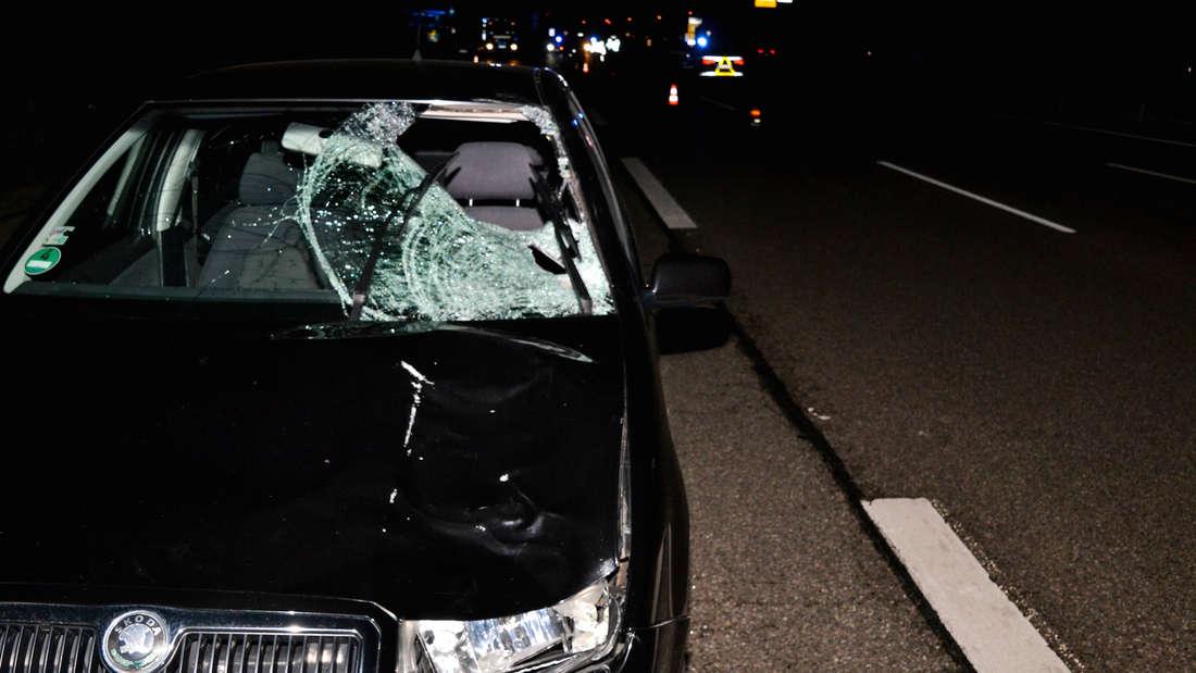 Unfall, Fußgänger, Vogelstang, Mannheim