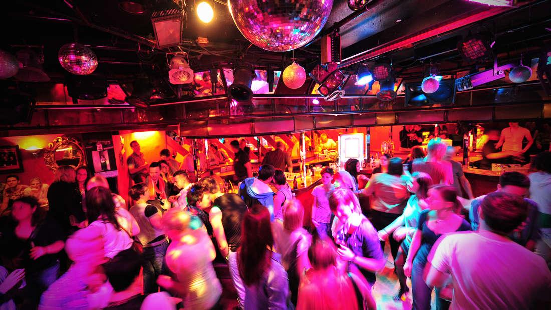 In einer Disco in Ludwigshafen tickte ein 23-Jähriger aus (Symbolfoto).