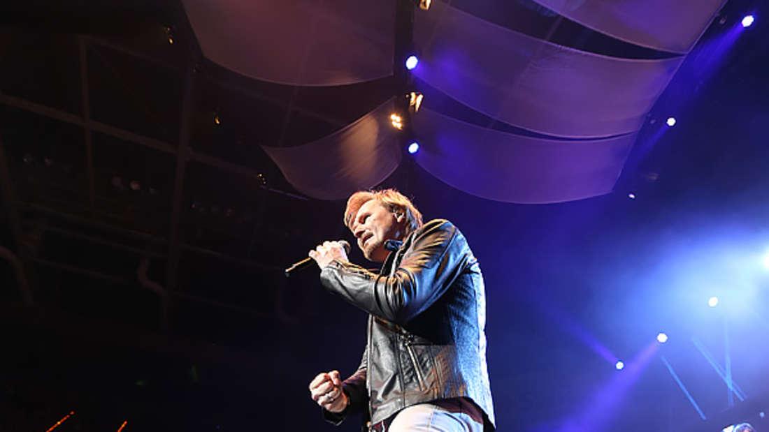 Rund 10.000 Fans feiern die SWR4 Schlagernacht des Jahres in der Mannheimer SAP Arena.