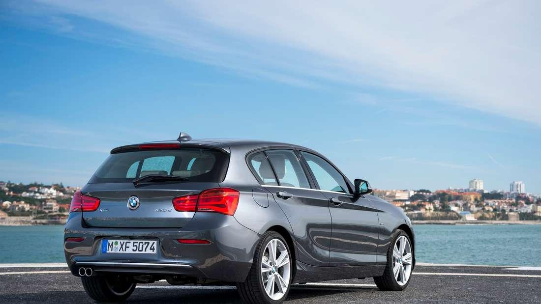 BMW 1er 2015