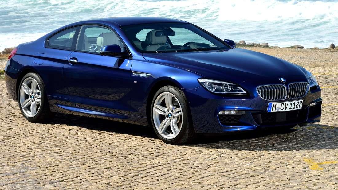 Luxuriöses Designerstück: Der BMW 6er bekam ein ganz vorsichtiges Facelift verpasst. Los geht's jetzt bei 80000 Euro.