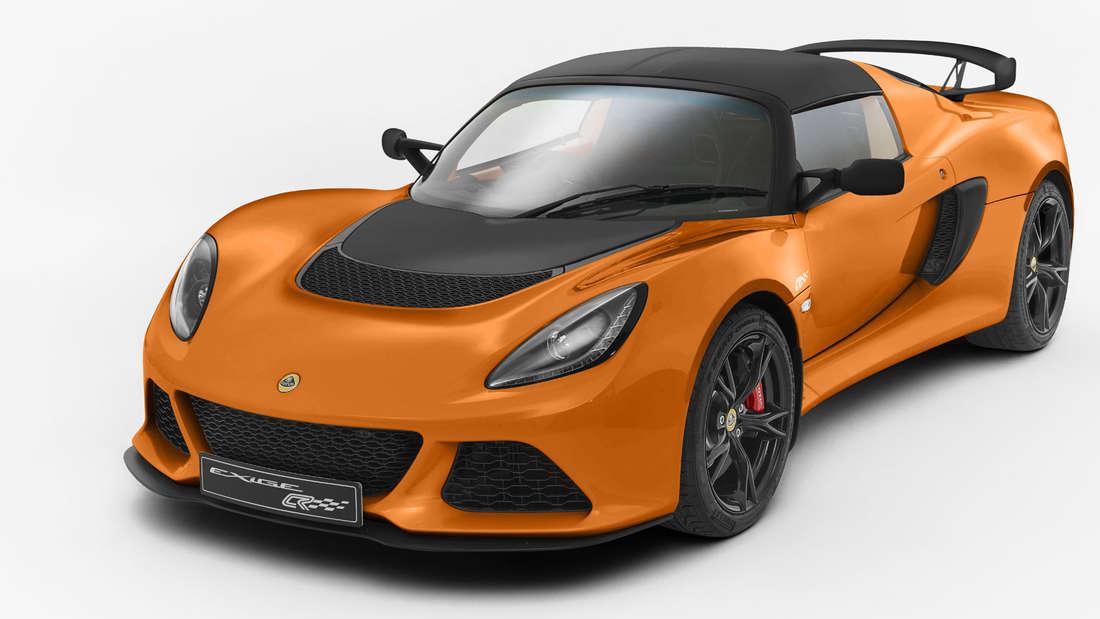 Schneller und leichter: Lotus Exige S Club Racer.