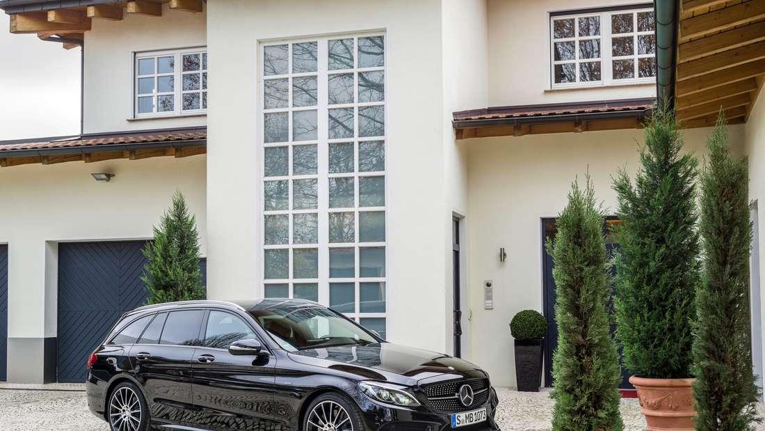 Mercedes-AMG C 63 S und Mercedes-Benz C 450 AMG 4MATIC