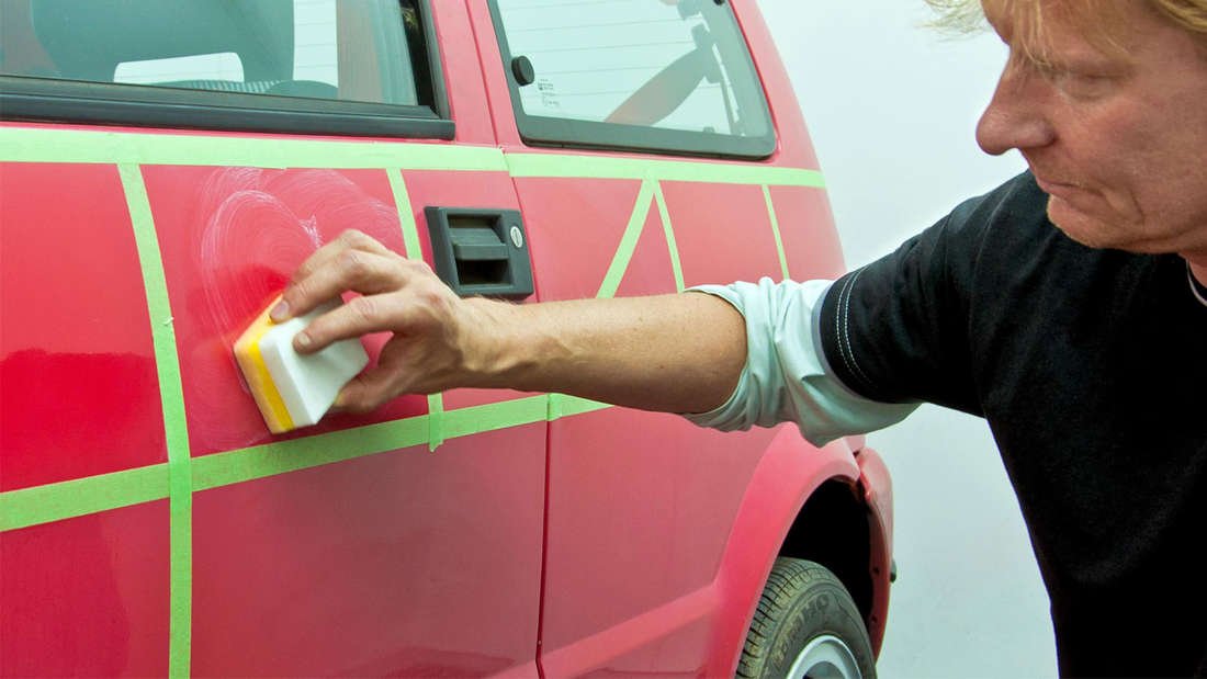 So bringen Sie ihr Auto zum Glänzen! Die GTÜ Gesellschaft für Technische Überwachung hat zehn Polituren getestet.
