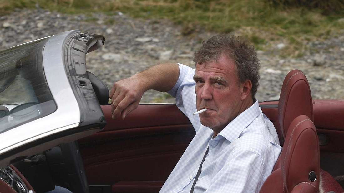 """In Großbritannien hat die Autosendung """"Top Gear"""" Kultstatus. Nun hat die BBC den Moderator Jeremy Clarkson gefeuert."""