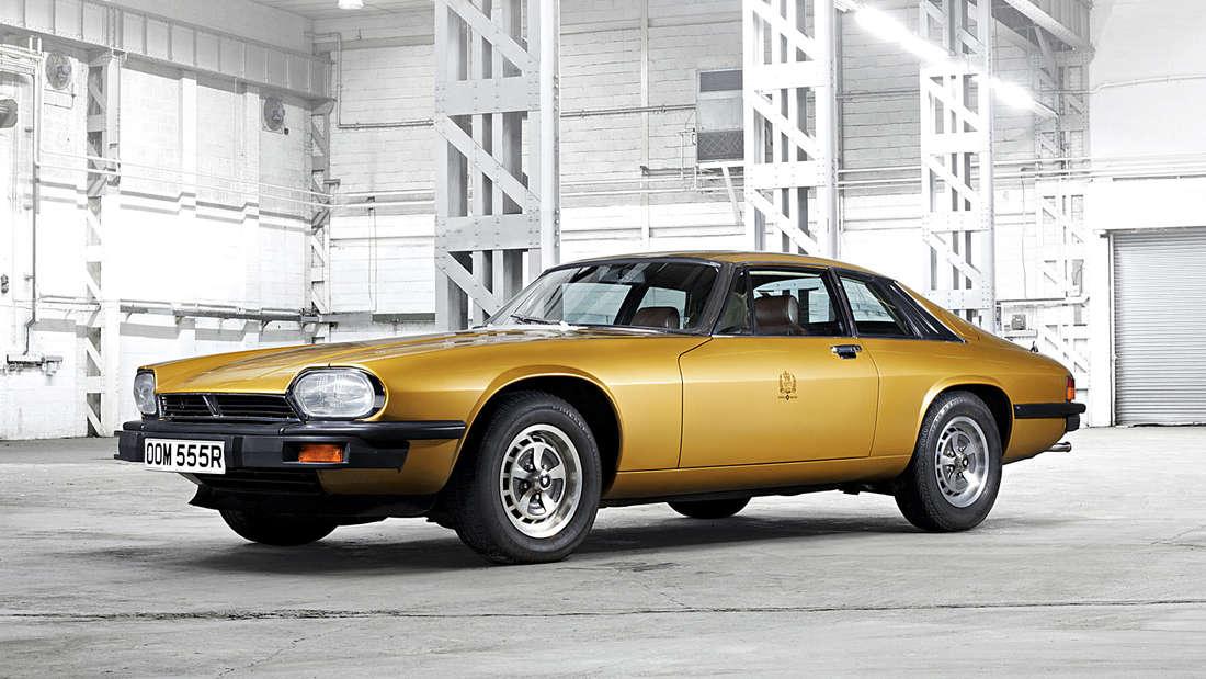 Jaguar feiert auf der 27. Techno Classica (15. - 19. April) 40 Jahre XJ-S und den 80. Geburtstag der Marke.