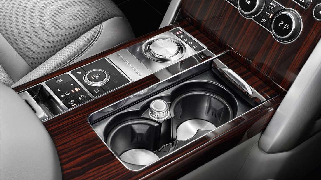 Luxus Geländewagen mit 550 PS: Range Rover SVAutobiography.