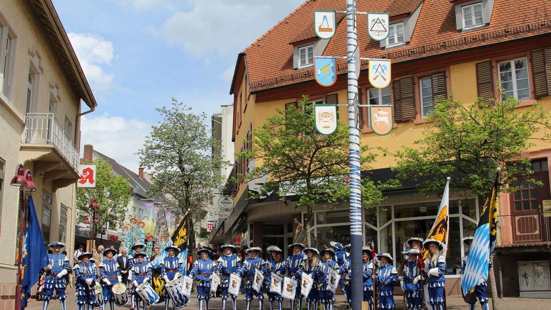 Sommertagsumzug in Wiesloch