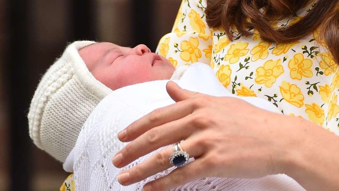 Royal Baby, Prinz William, Kate Middleton