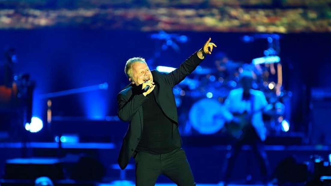 Herbert Grönemeyer, Konzert, 25. Mai 2015, SAP Arena