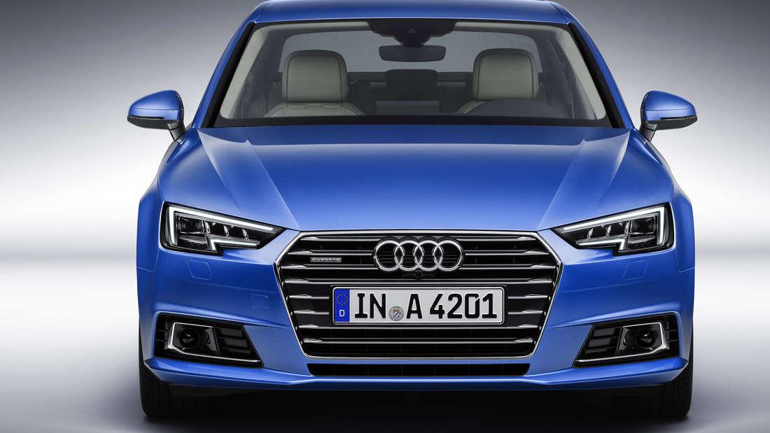 Audi A4 Modell 2015