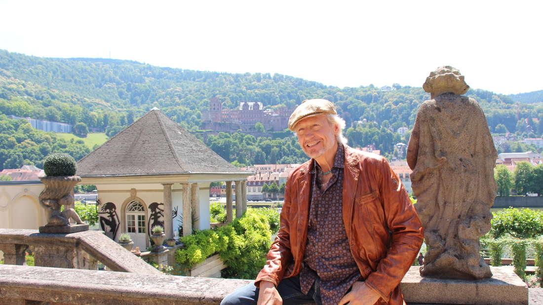 """In einer Neuenheimer Villa wird für die ARD das """"Hotel Heidelberg"""" gedreht – zunächst zwei Teile á 90 Minuten."""