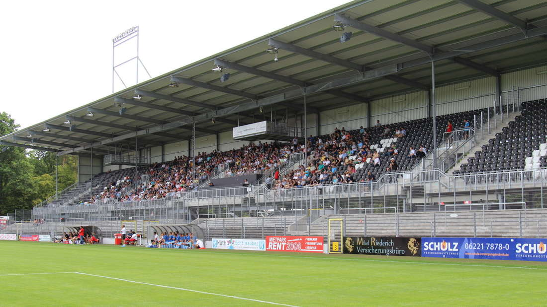 Großer Familientag beim SV Sandhausen mit einem Testspiel gegen Stuttgarter Kickers.