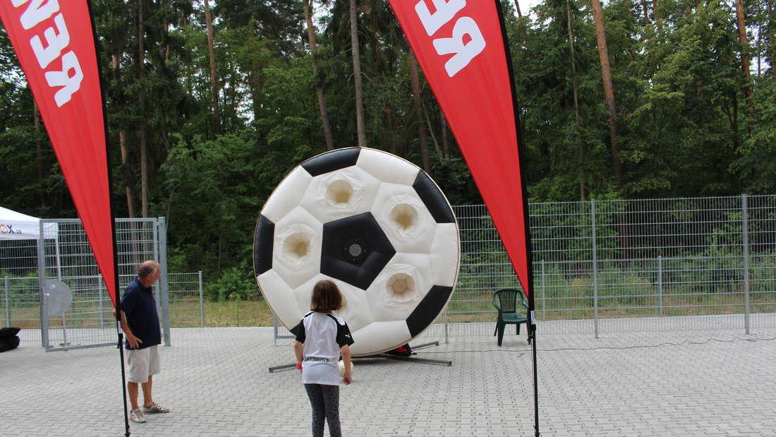 Großer Familientag beim SV Sandhausen.